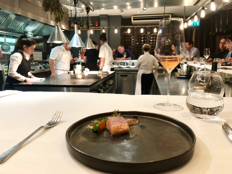 Dining Experience at \'The Kitchen Table\' – India Hattersley